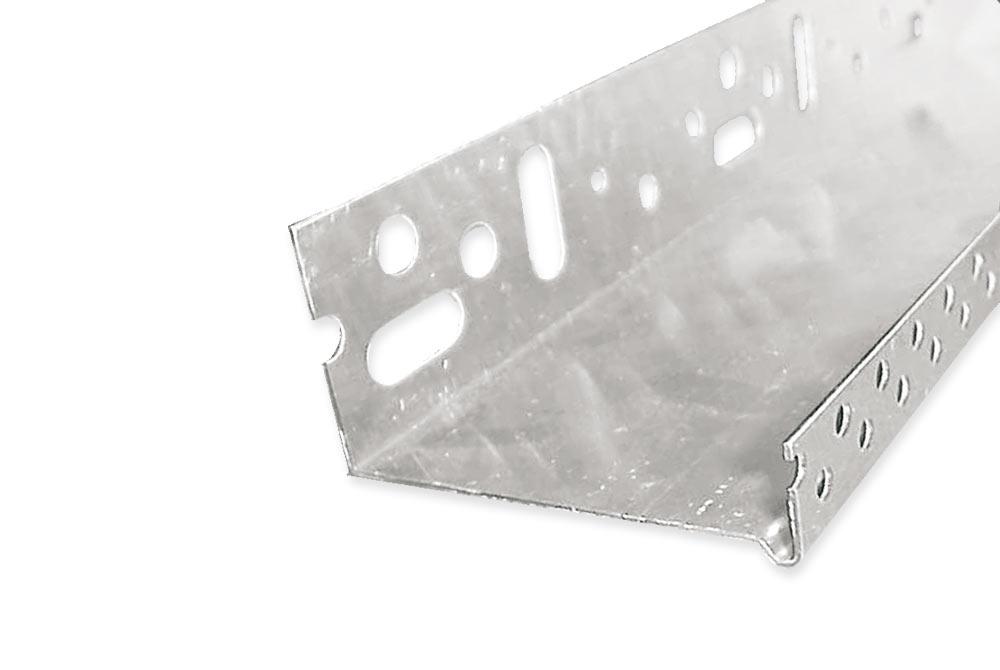Alu-Sockelprofil 40mm x 25m